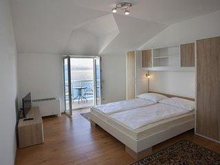 Studio flat Zavode, Omiš (AS-11786-b)