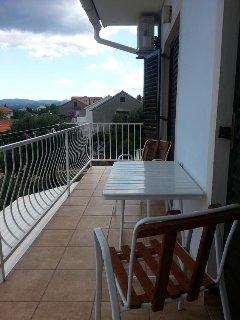 Balcony, Surface: 6 m²