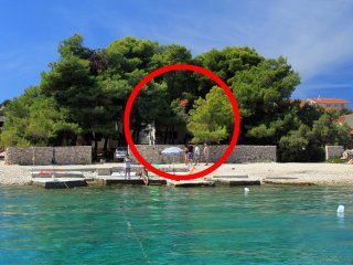 Two bedroom apartment Sevid (Trogir) (A-9125-b)