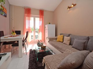 One bedroom apartment Orebic, Peljesac (A-12041-e)