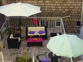 Makarska Apartment Sleeps 2 with Air Con - 5471017