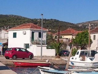 Two bedroom house Vinisce, Trogir (K-12066)