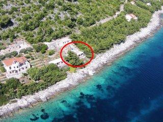 Two bedroom apartment Cove Zaglav (Korčula) (A-12208-a)