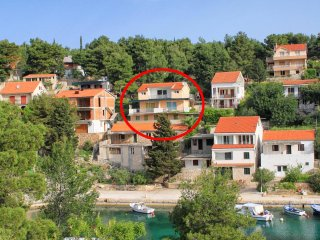 One bedroom apartment Basina, Hvar (A-11923-b)