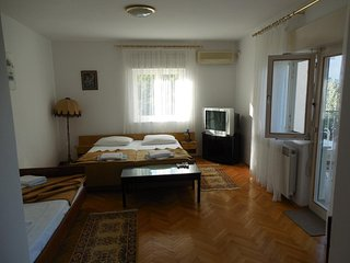 Studio flat Gradac, Makarska (AS-12419-c)