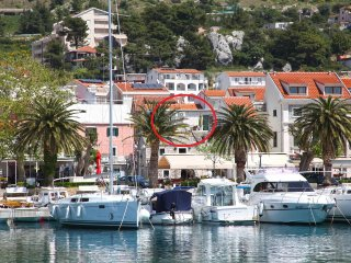 Two bedroom apartment Baska Voda (Makarska) (A-12421-a)