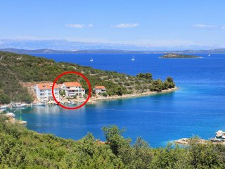 Two bedroom apartment Zaglav, Dugi otok (A-12424-a)