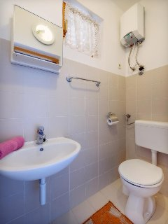 Toilet 2, Surface: 2 m²