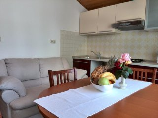 One bedroom apartment Kampor (Rab) (A-12773-c)