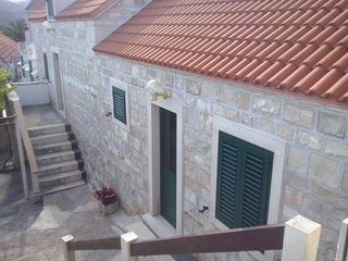One bedroom apartment Sumartin, Brač (A-11658-a)