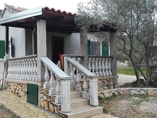 Two bedroom house Neviđansko Polje, Pašman (K-12806)