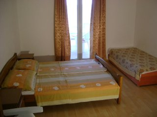 Studio flat Lokva Rogoznica, Omis (AS-12906-a)