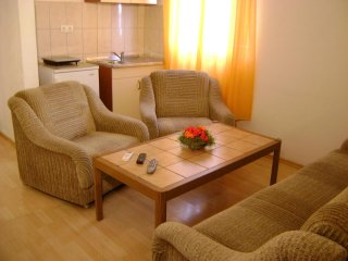One bedroom apartment Lokva Rogoznica, Omiš (A-12906-b)