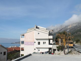 One bedroom apartment Gradac, Makarska (A-12977-a)