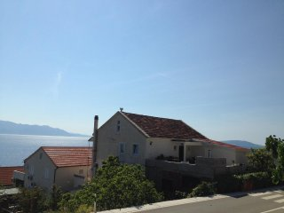 One bedroom apartment Brist (Makarska) (A-13011-a)