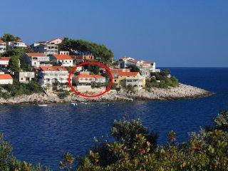 Two bedroom apartment Zavalatica, Korčula (A-13091-a)