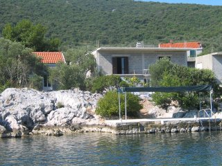 Two bedroom apartment Žuronja, Pelješac (A-13202-a)