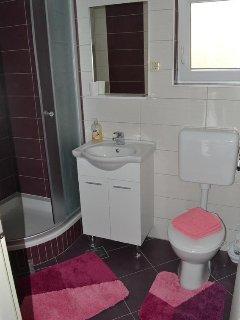 Bathroom, Surface: 6 m²