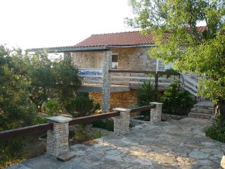 Two bedroom house Stratinčica, Korčula (K-13430)