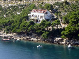 Two bedroom apartment Prapratno, Peljesac (A-13500-a)