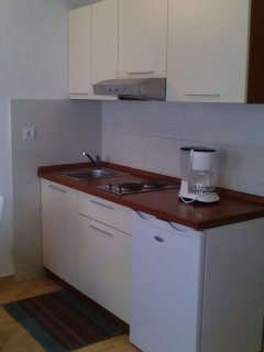 Kitchen, Surface: 4 m²