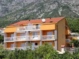 One bedroom apartment Gradac, Makarska (A-13681-a)