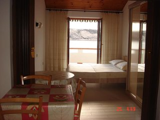 One bedroom apartment Stara Novalja, Pag (A-13938-c)