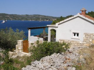 Three bedroom house Pičena, Korčula (K-14090)