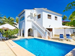 Villa Alex en Benissa,Alicante para 8 huespedes