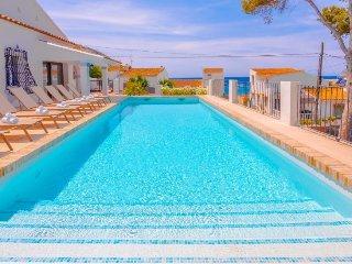 Villa San Vicente en Teulada-Moraira,Alicante,para 12 huespedes