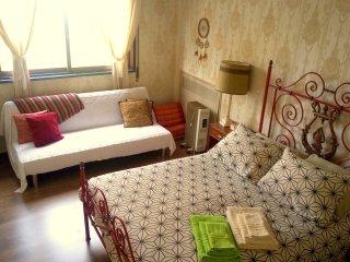 Dream bedroom at Casa do Sol