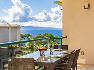 Maui Resort Rentals: Honua Kai Hokulani 618 - 6th Floor 1BR w/ Partial Ocean & M
