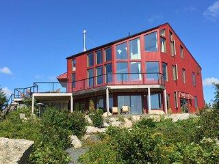 Oceanfront Home on South Shore of Nova Scotia