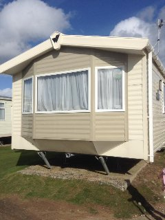 686 Kernow View 3 bed Static Caravan at Haven Perran Sands