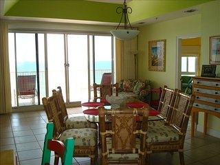 Beachy & Casual with Breath Taking Gulf Views! 3 BR/3 BA Condo