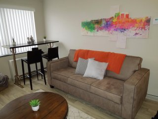 Downtown High Rise Condo with Rooftop 360 City View!