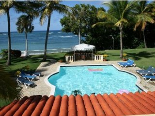 VIP Luxury 4 Bdrm Villa in Puerto Plata w/Airport Trans, Private Pool/Golf Cart!