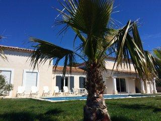 St Raphaël, villa standing grande piscine au calme