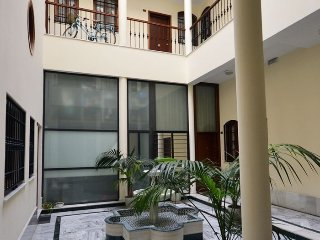 Apartment in the center of Seville with Internet, Pool, Air conditioning, Washin