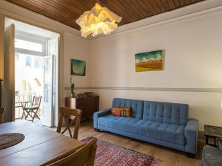 The Alameda Apartment - Large Flat in Central Lisbon