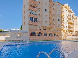 Apartamento Marenostrum en Calp,Alicante,para 4 huespedes