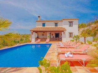 Casa rural El Raco en Benissa,Alicante para 8/10 huespedes