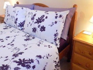 Hebridean guestroom 2 - Double