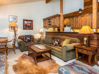 Aspens condo~Not far from town or Teton Village~Free Teton Sports Club access