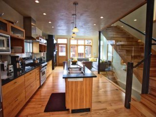 1 Block to Gondola Plaza, Restaurants & Shopping! Perfect Contemporary Telluride