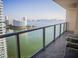 Endless Ocean & Skyline Views Atop this Luxury Condo Near SoBe, Downtown, Dining