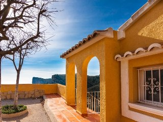 Apartamento Murillo en Benitachell,Alicante,para 5 huespedes