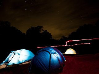 Camping and Adventure in Goa