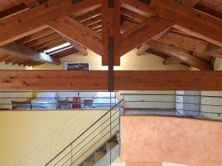 Un loft unico nel centro storico di Fano