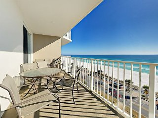 3BR w/ Epic Gulf Views & Private Balcony - Resort Pool & Hot Tubs